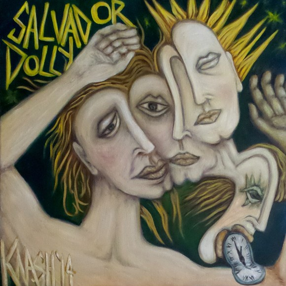 Salvador Dolly EP Cover